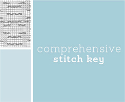 Extended ebook content for The Knit Stitch Pattern Handbook