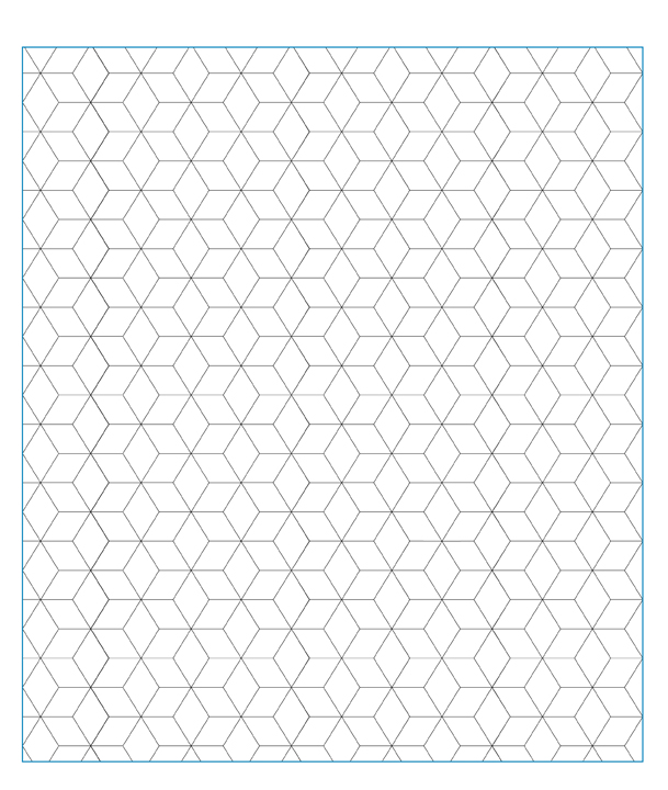Grid Template For Quilting : Extended ebook content for Quilting on the Go: Graph Paper